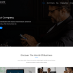 Business Land Wordpress Theme