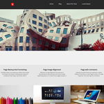 business magna Wordpress Theme
