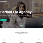 Business Mart Wordpress Theme