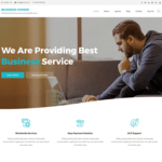 Business Owner Wordpress Theme