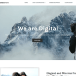 Business Path Wordpress Theme