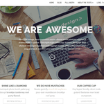 Business Press WordPress Theme