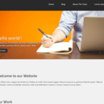 business prima Wordpress Theme