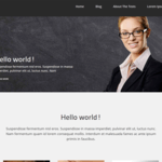 business stack Wordpress Theme