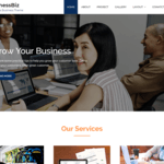 Businessbiz Wordpress Theme
