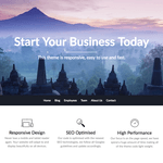 BusinessBuilder Wordpress Theme