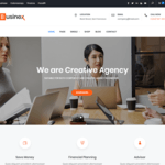Businex Wordpress Theme