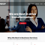 Busiup Wordpress Theme