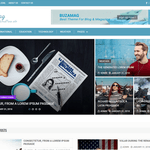 Buzmag Wordpress Theme