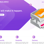 Buzz Agency WordPress Theme
