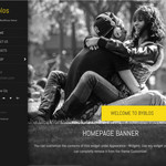Byblos Wordpress Theme