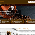 Cafe Business WordPress Theme