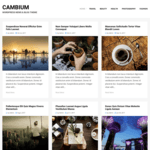 Cambium Wordpress Theme