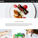 Canape Wordpress Theme