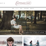 Cappuccino Wordpress Theme