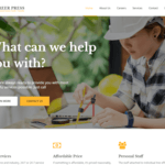 Careerpress Wordpress Theme