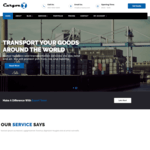 Cargoex Wordpress Theme