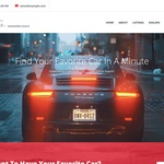 CarListings Wordpress Theme
