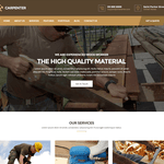 Carpenter Lite Wordpress Theme