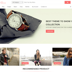 CartBox WordPress Theme