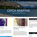 Catch Adaptive WordPress Theme