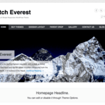 Catch Everest Wordpress Theme
