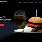 Catch Foodmania Wordpress Theme