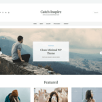Catch Inspire Wordpress Theme