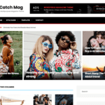 Catch Mag Wordpress Theme