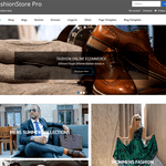 CFashionStore Lite Wordpress Theme