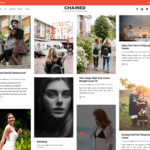 Chained WordPress Theme