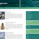 Chandigarh WordPress Theme