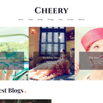 Cheery Wordpress Theme