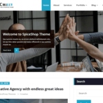 Chilly Wordpress Theme