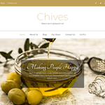 Chives Wordpress Theme