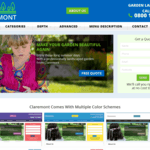 Claremont WordPress Theme
