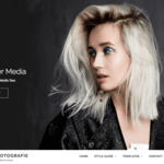 Clean Fotografie Wordpress Theme
