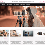 ClickPic Wordpress Theme
