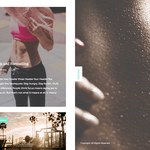ClubFitness WordPress Theme