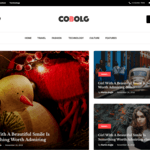 coblog WordPress Theme