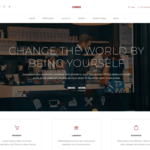 Codex WordPress Theme