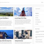 Coldbox Wordpress Theme