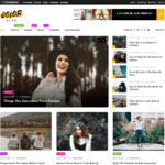 Color Blog Wordpress Theme