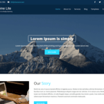 Combine Lite WordPress Theme