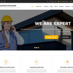 Construction Base Wordpress Theme