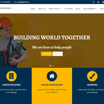 Construction Get Wordpress Theme