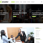 Consulter Wordpress Theme