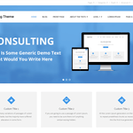 Consulting Wordpress Theme
