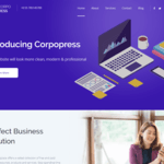 Corpopress Wordpress Theme