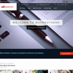 corporatecorner Wordpress Theme